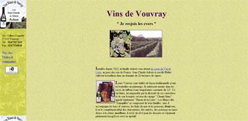 Domaine Aubert Vouvray