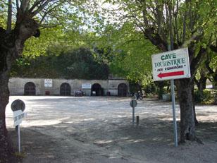 Cave Courtemanche - Montlouis-sur-Loire 37270 - Crédits photos : © Olivier Saint-Cirel